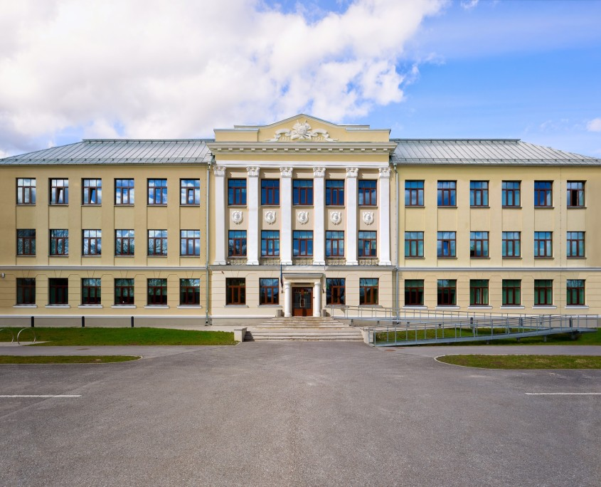 Jõgevamaa Gümnaasiumi rekonstrueerimine