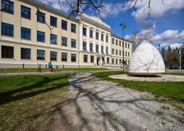 Реконструкция гимназии в Йыгевамаа