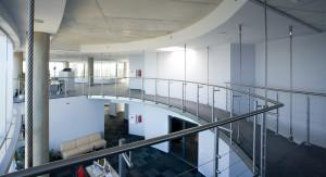 16-storey office building in Rocca al Mare