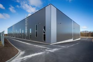 Warehouse in Maardu
