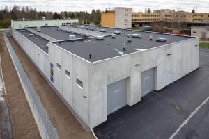 Здание штаба Кайтселийта в Йыгева