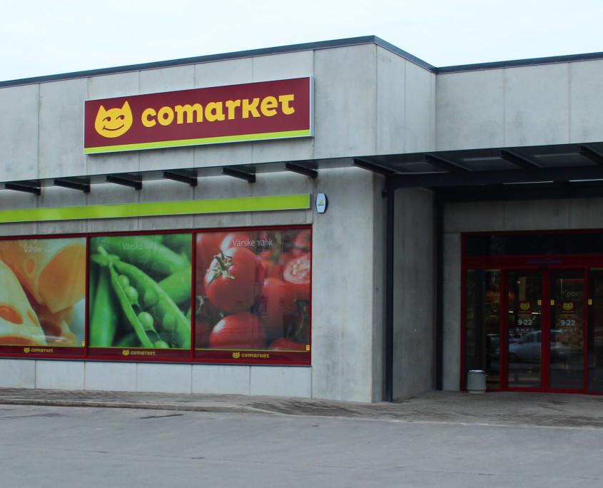 Comarketi kauplus Laagris