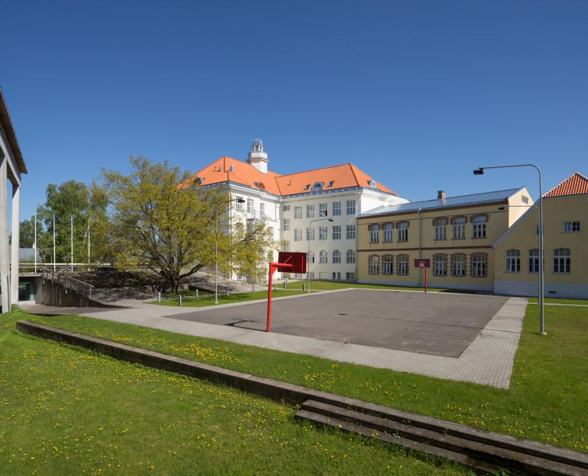 Restoration of Läänemaa Gymnasium