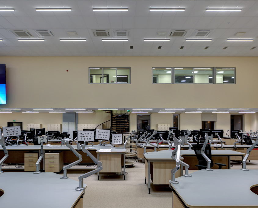 здание Спасательного департамента и Центра тревоги