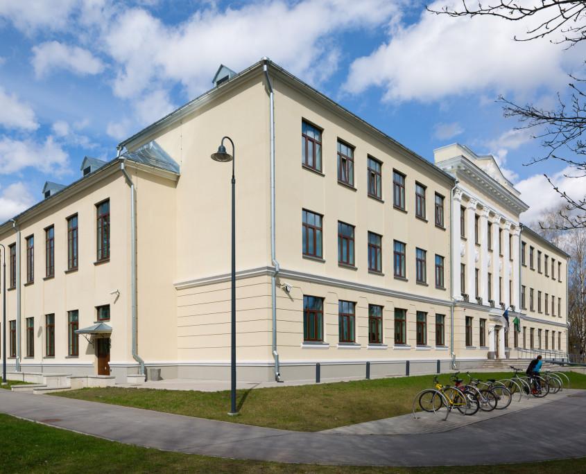 Reconstruction of Jõgeva Gymnasium