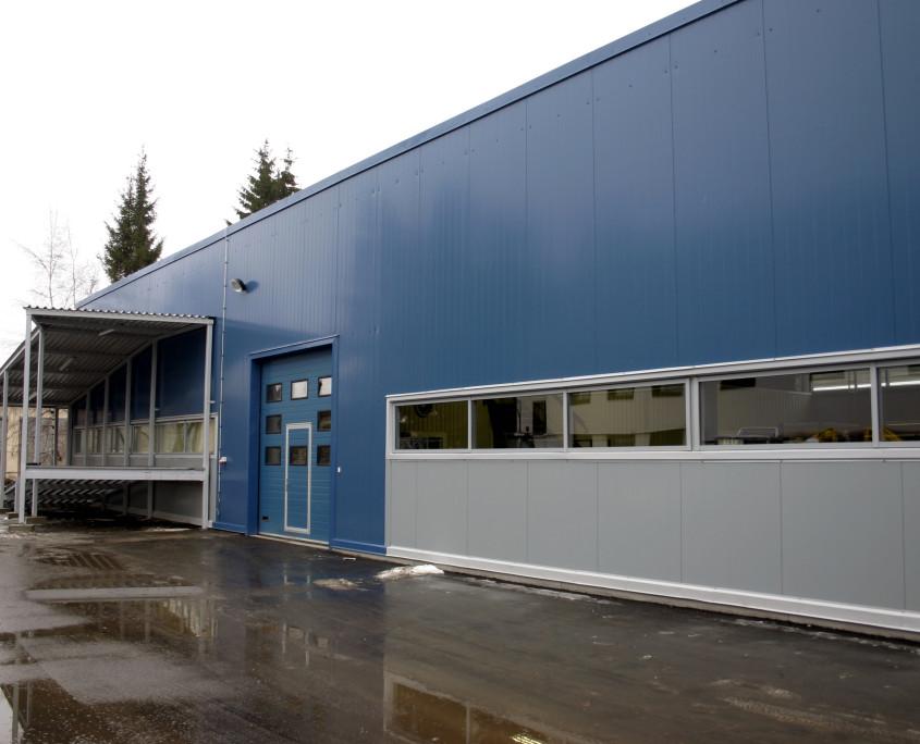 Ramirent service hall