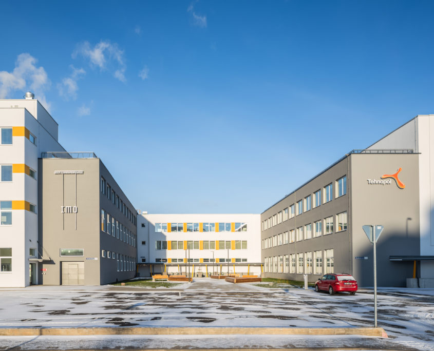 Tehnopol Cybernetics House