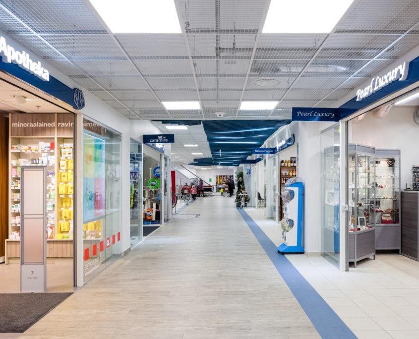 Shopping Centre in Maardu