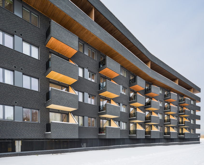 Apartment building, Lahepea 7