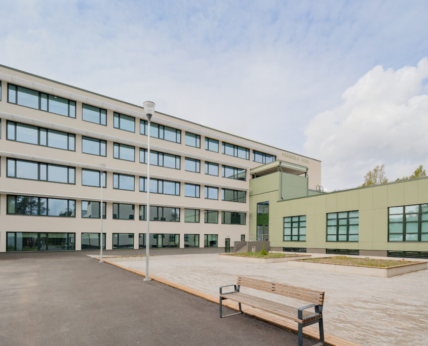 Pääsküla school and Nõmme hobby school