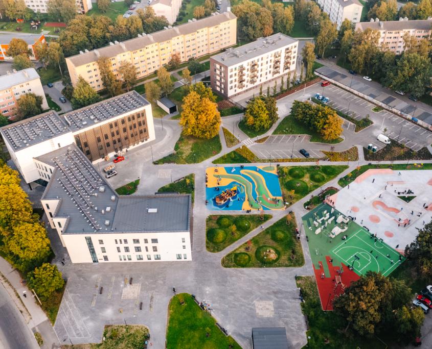 Põhja-Tallinna kogukonnamaja